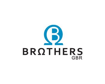 BrΩthers GbR logo design