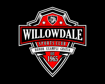Willowdale Sports Club logo design