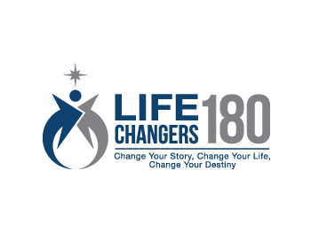 Logo design for Life Changers 180