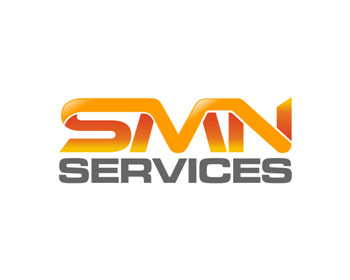 SMN Services logo design