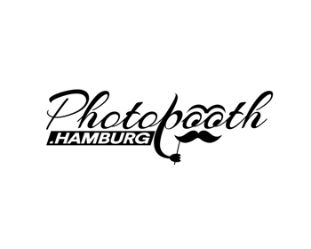 Photobooth.Hamburg logo design
