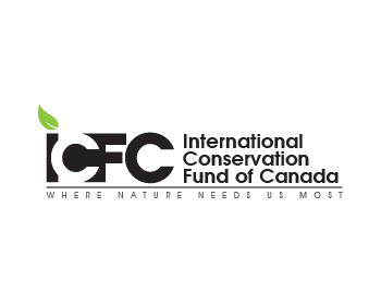 International Conservation Fund of Canada logo design
