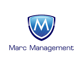 Marc Management logo design