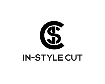 Logo design for In-Style Cut