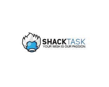 ShackTask logo design