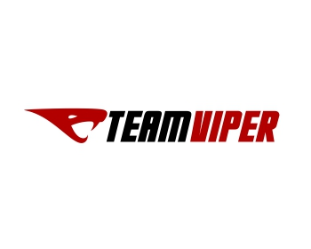 Team Viper logo design