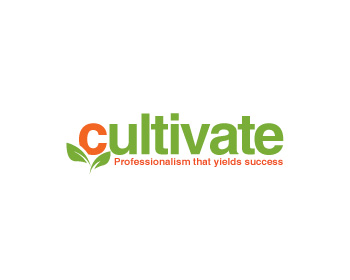 Cultivate logo design