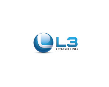 L3 Consulting logo design