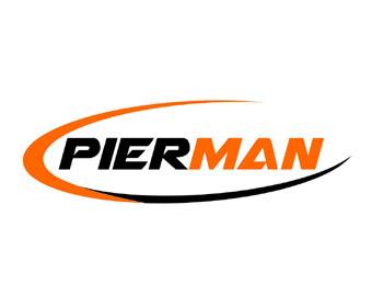PIERMAN logo design