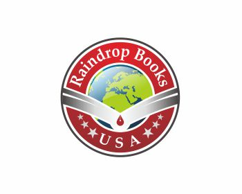 Logo per Raindrop Books USA