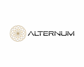 Alternum logo design