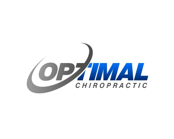 Optimal Chiropractic logo design
