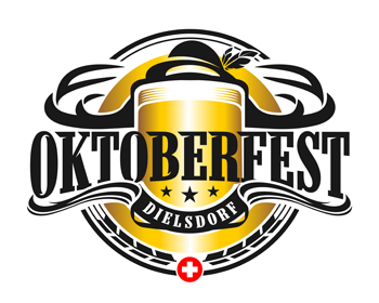 Logo design for Oktoberfest Dielsdorf