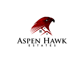 Logo design for Aspen Hawk Estates