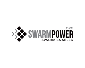 Logo design for swarmpower.org