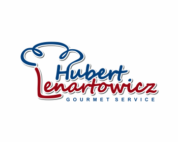 Logo design for HUBERT LENARTOWICZ Gourmet Service