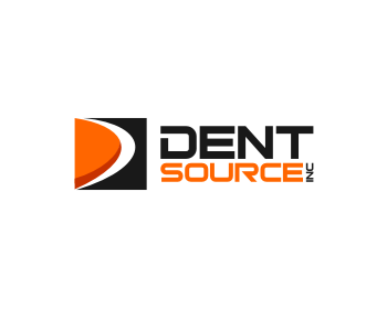 Dent Source Inc. logo design