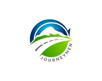 Journeymen logo design