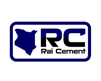 Rai Cement logo design