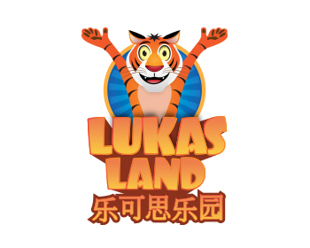 Lukas Land logo design