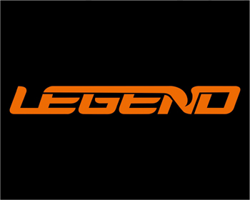 Legend logo design