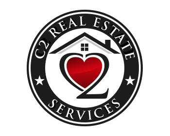 C2 Real Estate Services LLC logo design
