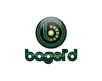 Logo design for Bagel'd