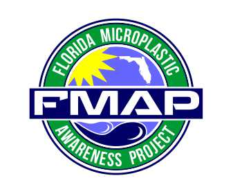 Florida Microplastic Awareness Project logo design