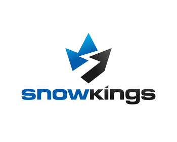 snowkings logo design