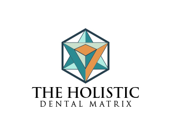 The Holistic Dental Matrix logo design