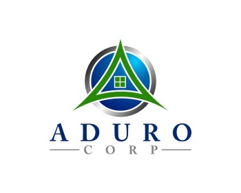 Logo design for Aduro Corp