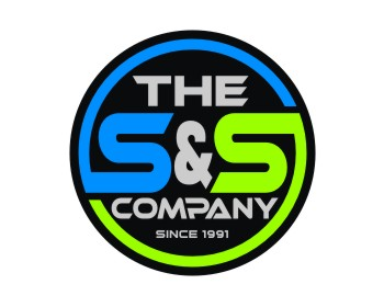 The S & S Company logo design
