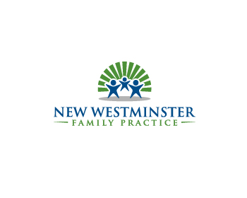 New Westminster Family Practice logo design