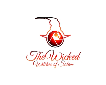 The Wicked Witches of Salem logo design
