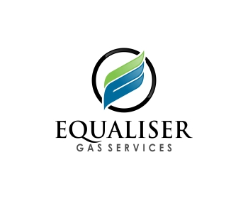 Equaliser Gas Services logo design