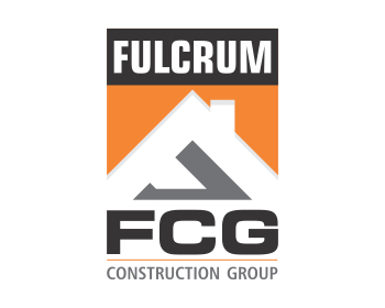 Fulcrum Construction Group Inc logo design