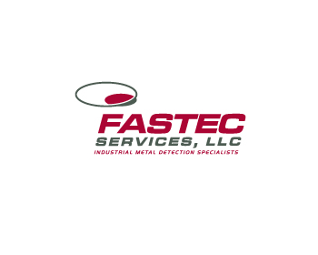 Fastec services LLC logo design