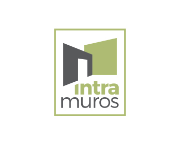 Logo design for intra muros