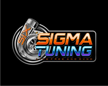 Six Sigma Tuning logo design