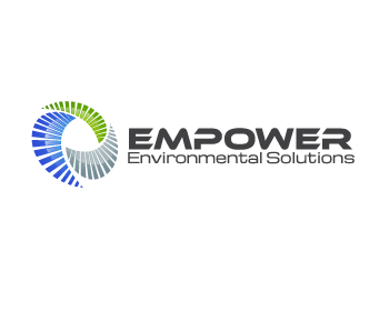 Logo design for Empower Environmental Solutions