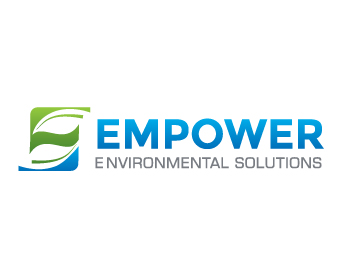 Empower Environmental Solutions logo design