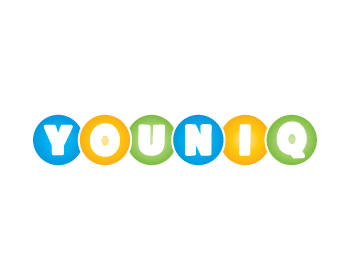 YOUNIQ logo design