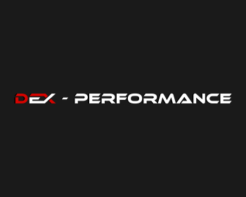DEX-Performance logo design