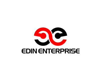 Edin Enterprise logo design