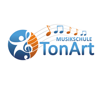 Logo design for Musikschule TonArt
