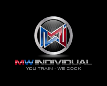 Logo design for MW Individual