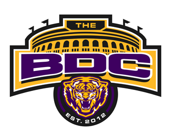 The BDC logo design