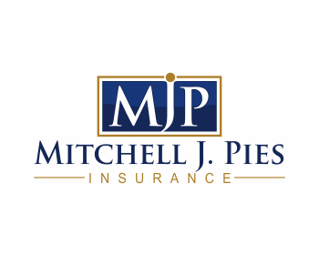 Mitchell J. Pies Agency Inc. logo design