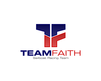 Team Faith logo design
