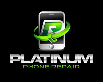 Logo design for Platinum Phone Repair